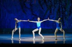 Perles de ballet Photo libre de droits