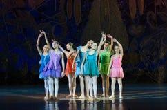 Perles de ballet Images libres de droits