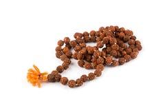 Perles de chapelet Image stock