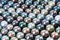 Perles de couleur, réalistes Images libres de droits