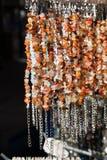 Perles de diverse couleur Photo libre de droits