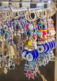 Perles de diverse couleur Images libres de droits