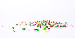 Perles de la pièce d'enfants Image stock