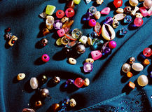 Perles de photo Image libre de droits