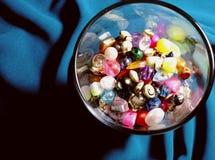 Perles de photo Photographie stock