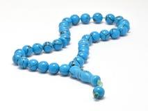 Perles de prière Images stock