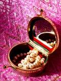 Perles de rivière Photographie stock