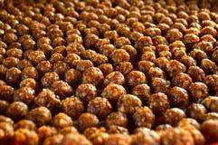 Perles de tapioca Images libres de droits