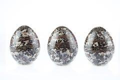 Perles fossiles de jaspe Photo libre de droits