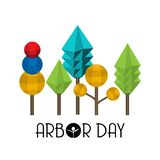 Arbor day stock background. March 21. vector illustration. - Vector. EPS file available. see more images related vector illustration