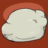 Perlit Rockowa ilustracja Zdjęcie Stock