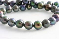 Perlt tahitian stockbild