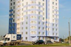 Perm, Ρωσία - 26 Σεπτεμβρίου 2016: Τοπίο πόλεων στοκ φωτογραφία με δικαίωμα ελεύθερης χρήσης