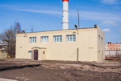 Perm, Russia - April 16,2016: Office building Stock Photography