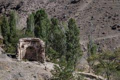 Permanece perto do castelo histórico de Harput em Elazig, Turquia Imagens de Stock Royalty Free