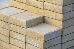 Permeable brick Stock Images