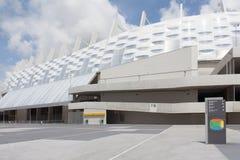 Pernambuco竞技场在累西腓在巴西 免版税库存照片