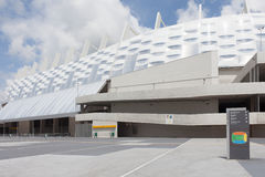 Pernambuco Arena in Recife in Brasil Royalty Free Stock Photo