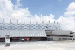 Pernambuco Arena in Recife in Brasil stock photography