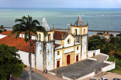 pernambuco olinda της Βραζιλίας στοκ εικόνα με δικαίωμα ελεύθερης χρήσης