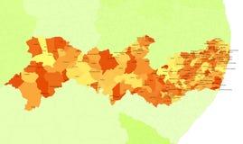 Pernambuco State - Brazil Stock Image