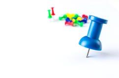 Perni colorati Fotografia Stock Libera da Diritti