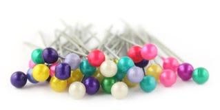 Perni multicolori Immagini Stock Libere da Diritti