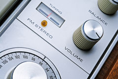 Perni stereo Fotografie Stock Libere da Diritti