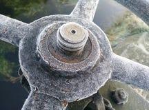 Perno congelado Fotos de archivo libres de regalías