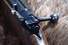 Perno de Mauser 98 Fotografía de archivo libre de regalías