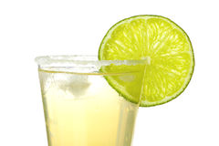 Pernod Fizz alcohol cocktail Stock Images