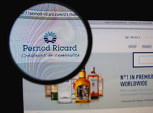 Pernod Ricard Royalty Free Stock Images