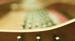 Pernos de adaptación del piano Imagen de archivo