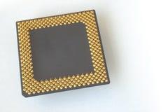 Pernos de la CPU foto de archivo