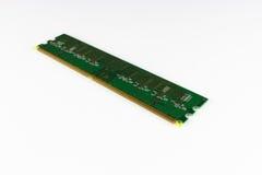 Pernos de la memoria DDR2 Fotografía de archivo