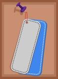 Pernos y labe stock de ilustración