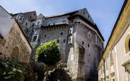 pernstejn замока Стоковое Изображение