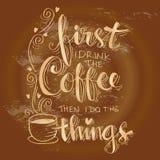 Pero primer café libre illustration