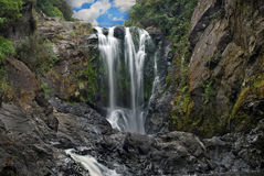 Peroa Falls. In New Zealand's North Island Royalty Free Stock Photos