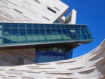 Perot-Museum der Wissenschaft lizenzfreies stockbild