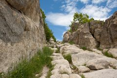 Perperikon Stock Photography