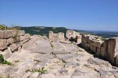 Perperikon est consacré à Dionysus photographie stock libre de droits