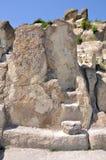 Perperikon est consacré à Dionysus photographie stock