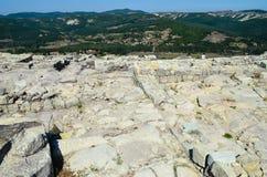 Perperikon ruins Stock Images