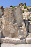 Perperikon uświęcać Dionysus Fotografia Stock