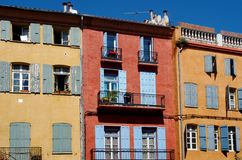 Perpignan architecture Stock Photo