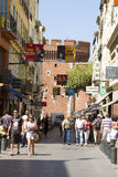 Perpignan, France Stock Images