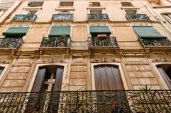 Perpignan -France Royalty Free Stock Photography