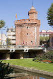Perpignan, France Stock Image