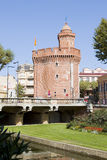 Perpignan, France Stock Photos